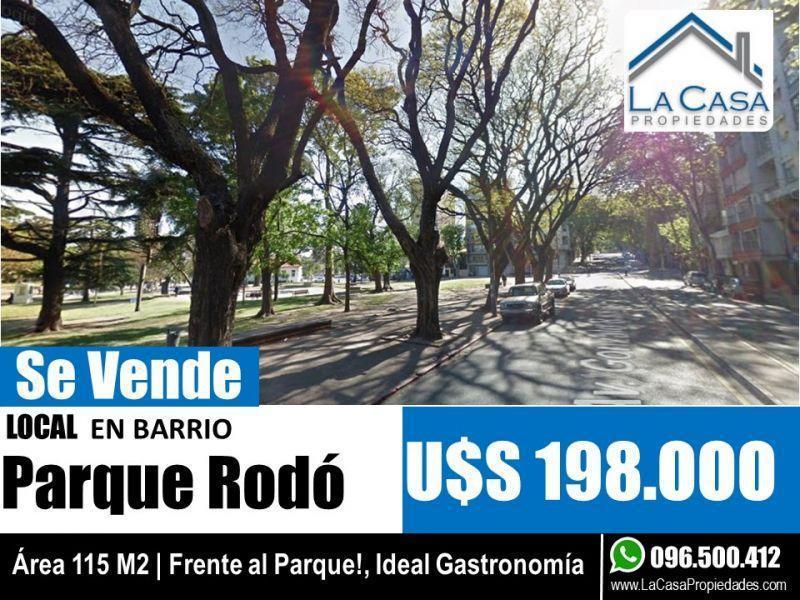 Foto Local en Venta en  Parque Rodó ,  Montevideo  Gonzalo Ramirez 2100