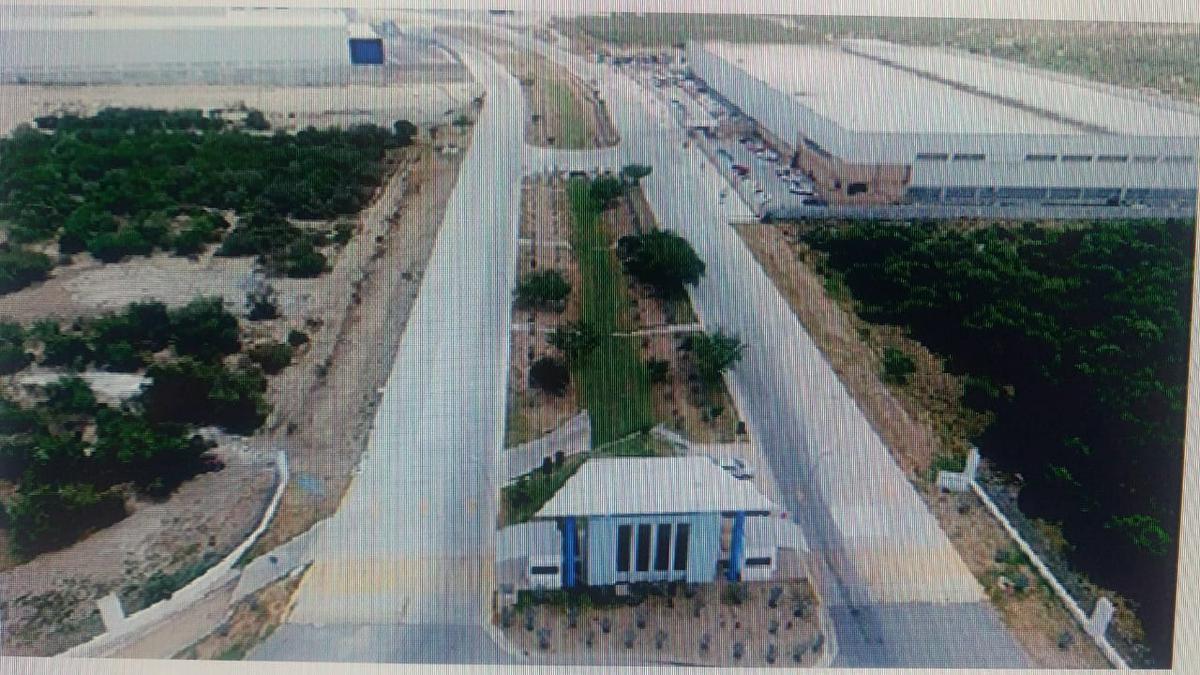 Foto Terreno en Venta en  Aeropuerto Internacional Mariano Escobedo,  Apodaca  Terreno en RENTA, en parque industrial de renombre ATP (Airport Technology Park)  (VSC)