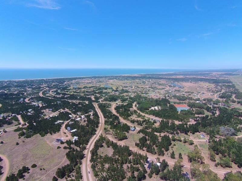 Foto Terreno en Venta en  Costa Esmeralda,  Punta Medanos  Senderos IV al 500