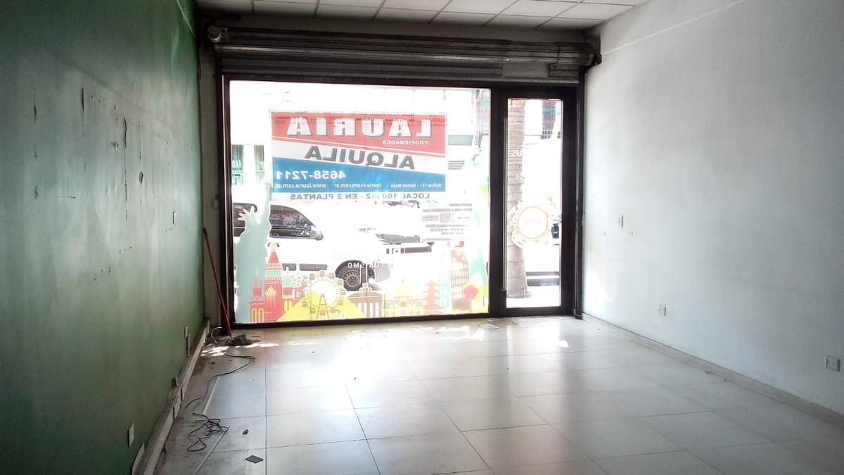Foto Local en Alquiler en  Ramos Mejia,  La Matanza  Moreno 54
