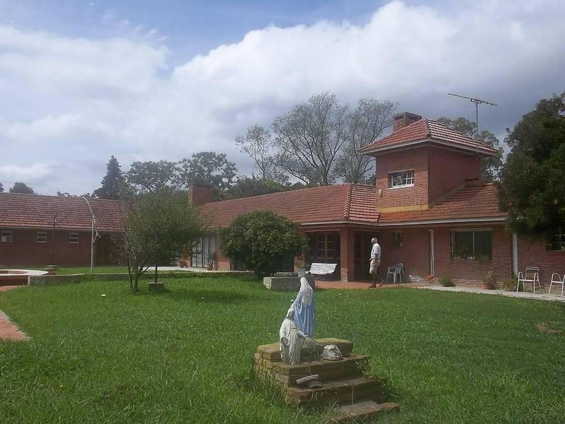 Foto Quinta en Venta en  Los Hornos,  La Plata  Avda. 137 e/600y605 (16 Has)