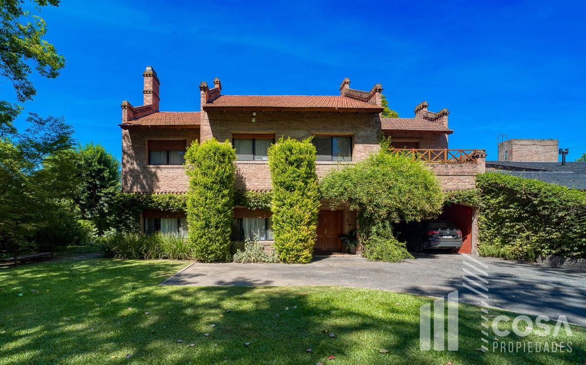 Foto Casa en Venta en  Fisherton,  Rosario  Boulevard Argentino 8600