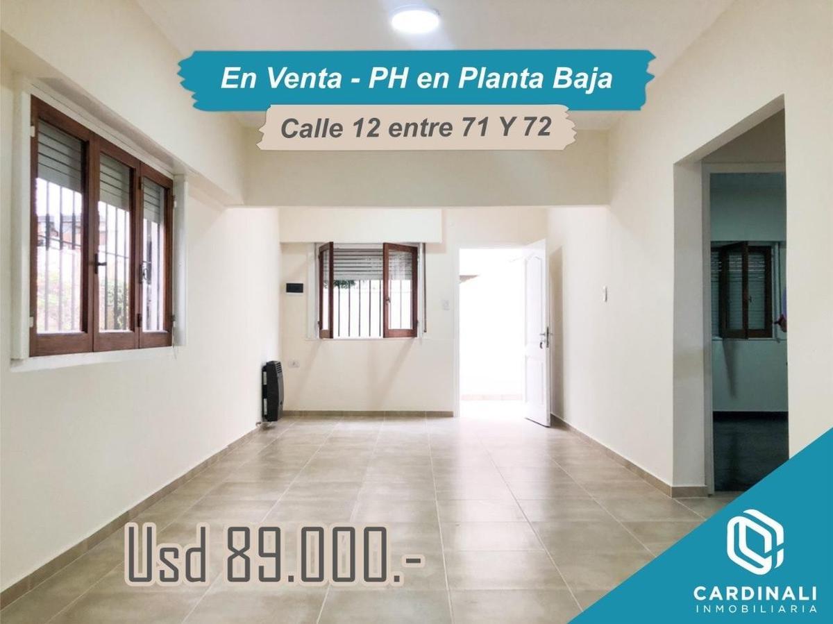 Foto PH en Venta en  La Plata ,  G.B.A. Zona Sur  12 E 71 Y 72