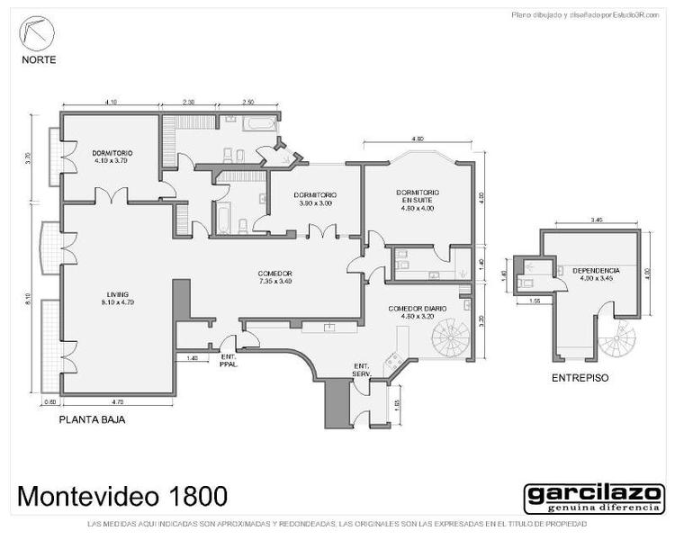 Foto Departamento en Alquiler | Venta en  Recoleta ,  Capital Federal  Montevideo al 1800