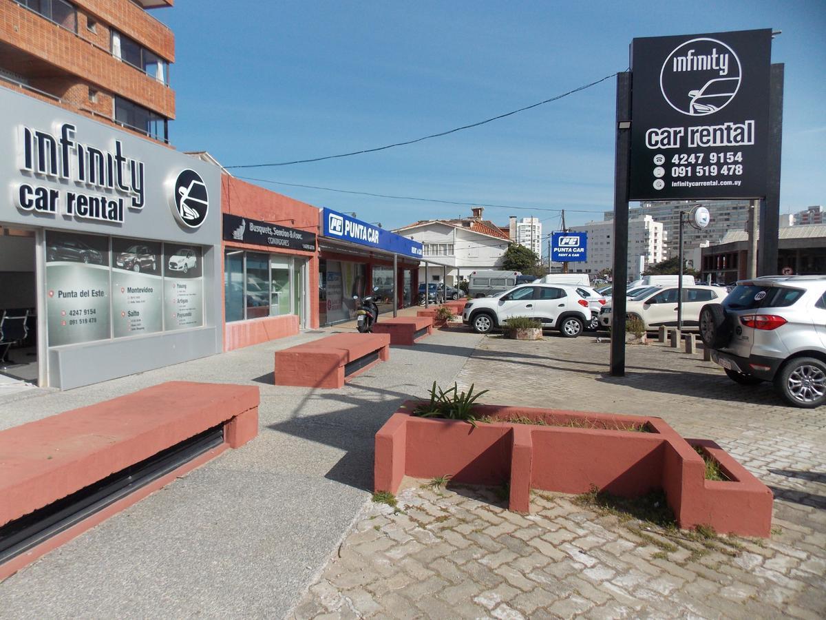 Foto Local en Venta en  Punta del Este ,  Maldonado  Parada 1 Brava, edificio Espigón Plaza, Punta del Este