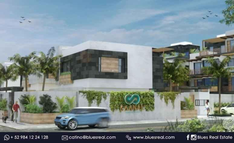 Picture Apartment in Sale in  Tulum ,  Quintana Roo  For sale new apartments in Kaanal Condos | Blues Real | Code 468