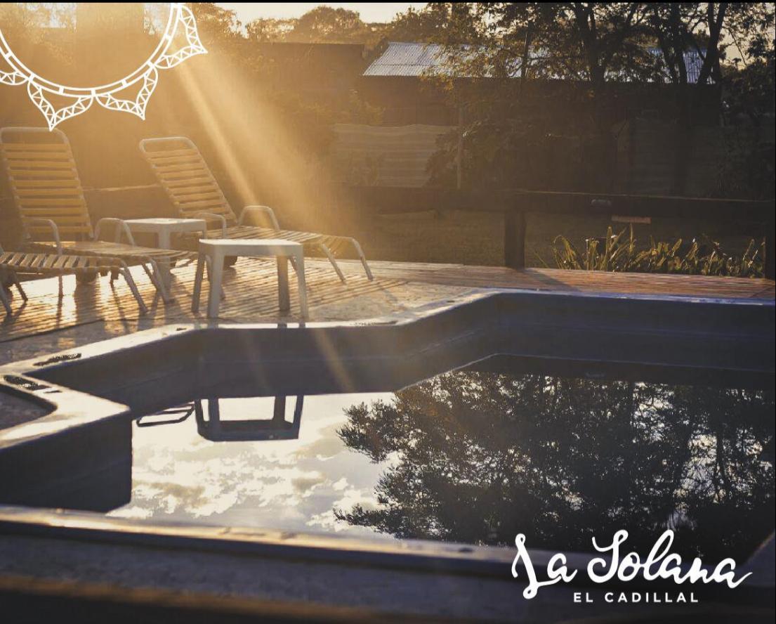 Foto Casa en Alquiler temporario | Alquiler en  El Cadillal,  Tafi Viejo  Cabañas la solana