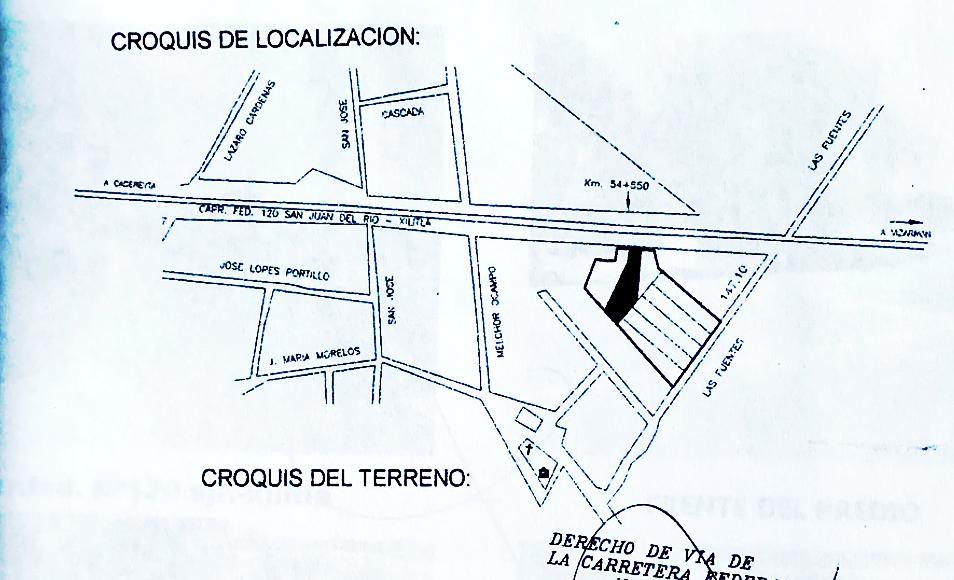 Foto Terreno en Venta en  Cadereyta de Montes ,  Querétaro  Villa de Guerrero