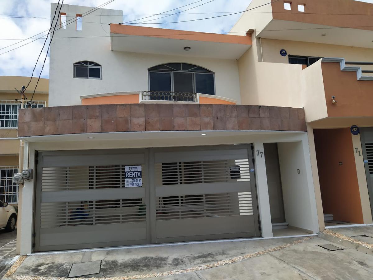 Foto Casa en Renta en  Ampliacion Villa Rica,  Boca del Río  CASA EN RENTA COLONIA VILLA RICA BOCA DEL RÍO VERACRUZ
