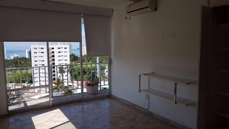 Foto Departamento en Renta en  Fraccionamiento Club Deportivo,  Acapulco de Juárez  Departamento P.H. en fraccionamiento Club Deportivo