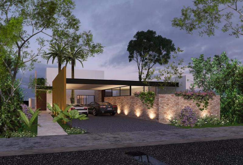 Foto Casa en Venta en  Pueblo Komchen,  Mérida  CASA NUEVA DE UNA PLANTA EN LA REJOYADA