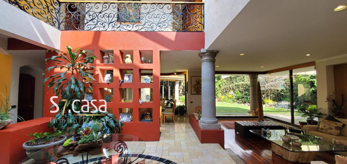 Foto Casa en Venta en  Pedregal,  Alvaro Obregón  Casa en Venta, Jardines del Pedregal