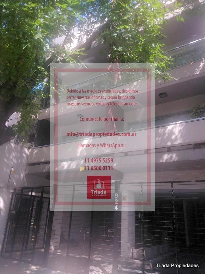 Foto Departamento en Venta en  Belgrano ,  Capital Federal  Sucre 900