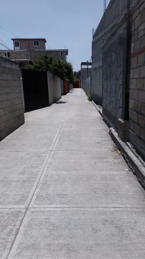 Foto Terreno en Venta en  Metepec ,  Edo. de México  TERRENO EN VENTA EN PRIVADA POR  COMONFORT, CERCA DE AV. LAS TORRES, METEPEC, ESTADO DE MÉXICO
