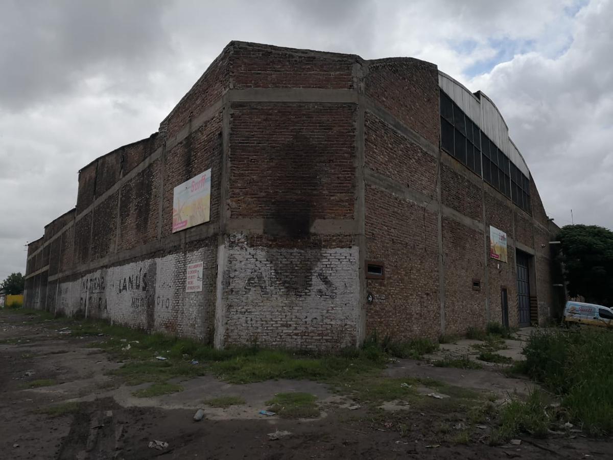 Foto Galpón en Venta | Alquiler en  Lanús Oeste,  Lanús  Murgiondo Nº al 3300