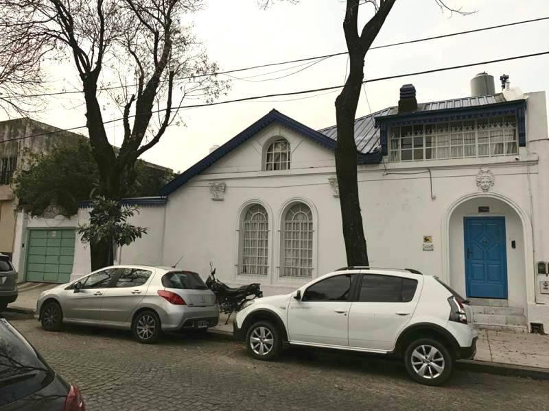 Foto Casa en Alquiler en  Belgrano ,  Capital Federal  Artilleros al 1945