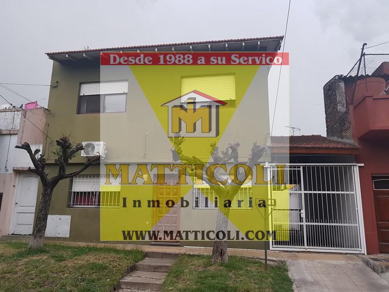 Foto Casa en Venta en  Jose Leon Suarez,  General San Martin  Belgrano al 7500