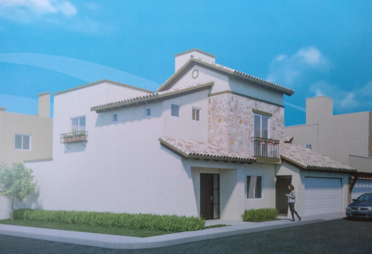 Cayceinmobiliaria casa en condominio en venta en for Casa moderna en venta queretaro