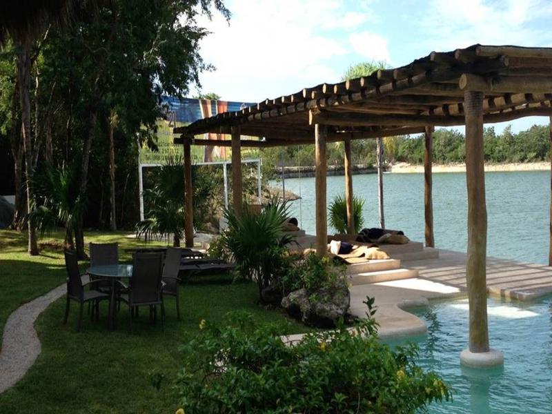 Foto Quinta en Venta en  Lagos del Sol,  Cancún  Villa en venta Lagos del Sol 2 niveles OPORTUNIDAD
