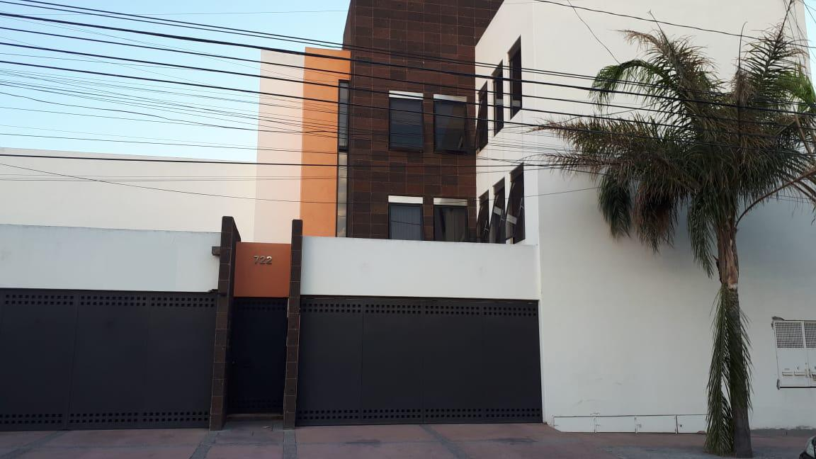 Foto Departamento en Renta en  San Luis Potosí ,  San luis Potosí  DEPARTAMENTO EN RENTA EN LOMAS 4A, SAN LUIS POTOSI