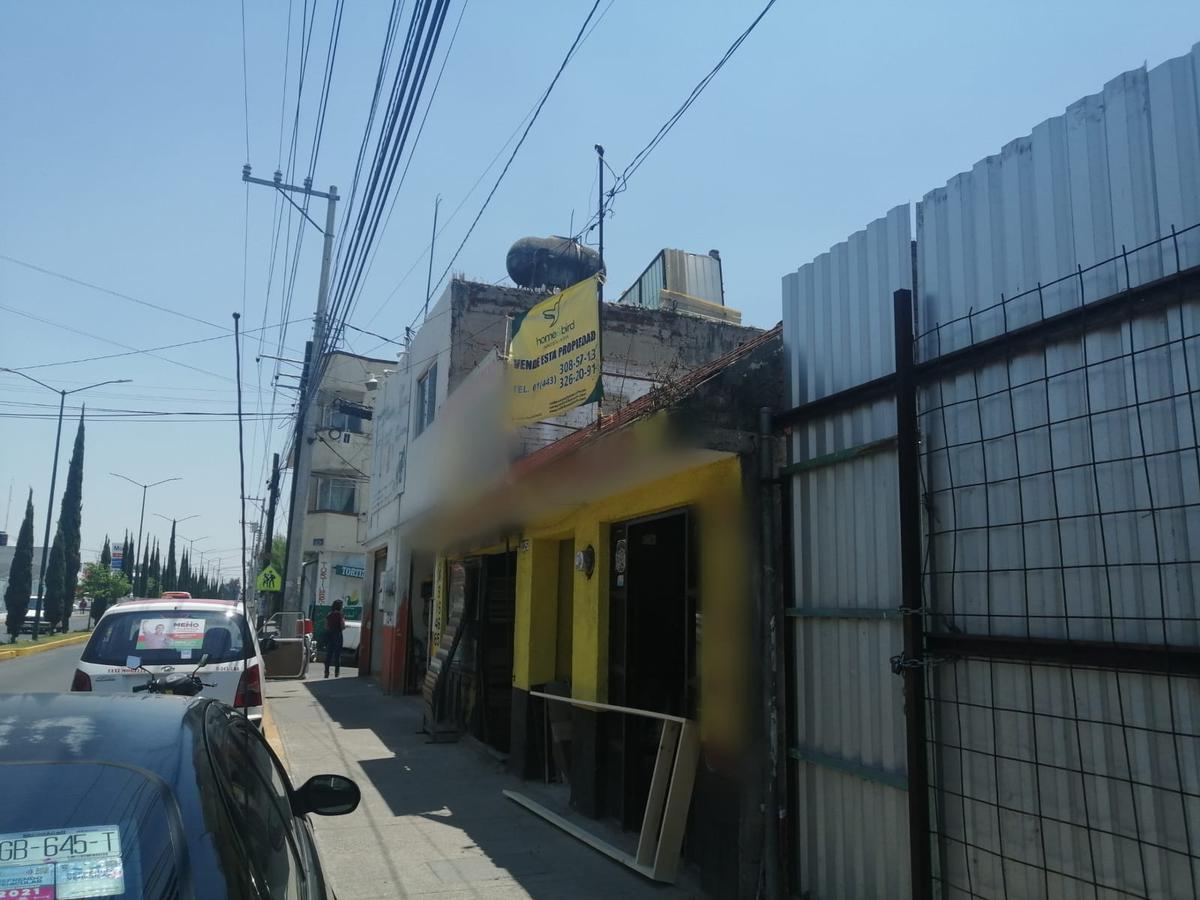 Foto Terreno en Venta en  Morelia ,  Michoacán  PERIODISMO