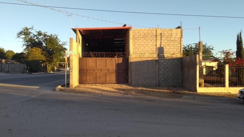 Foto Bodega Industrial en Renta en  Cuartel XX Café Combate,  Hermosillo  BODEGA RENTA CAFE COMBATE