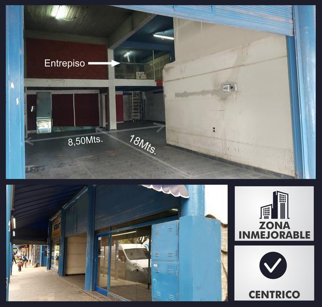Foto Local en Alquiler en  Moreno,  Moreno  Alcorta esq. Dr. Vera - Moreno - Lado Sur - Local