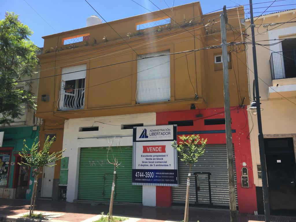 Foto Local en Alquiler en  San Fernando ,  G.B.A. Zona Norte  Tres de Febrero al 100