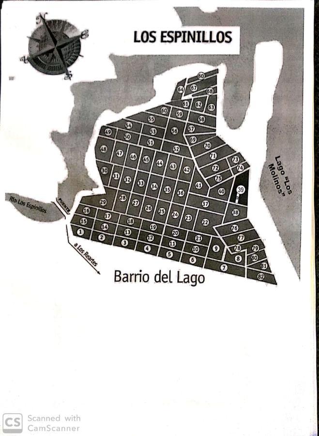 Foto Terreno en Venta en  Potrero De Garay,  Santa Maria  Vendo el lote mejor ubicado y el mas barato a tan solo 50mts de la bajada al lago!!!!