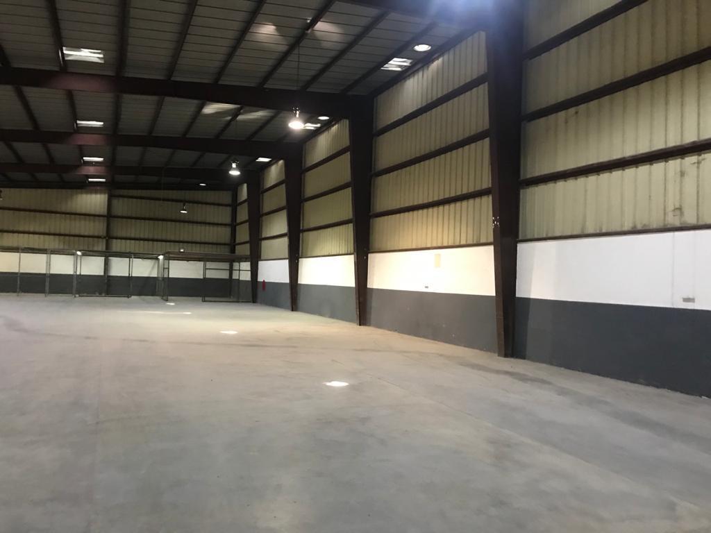 Foto Bodega Industrial en Renta en  Apodaca ,  Nuevo León  PARQUE INDUSTRIAL ALMACENTO APODACA N L