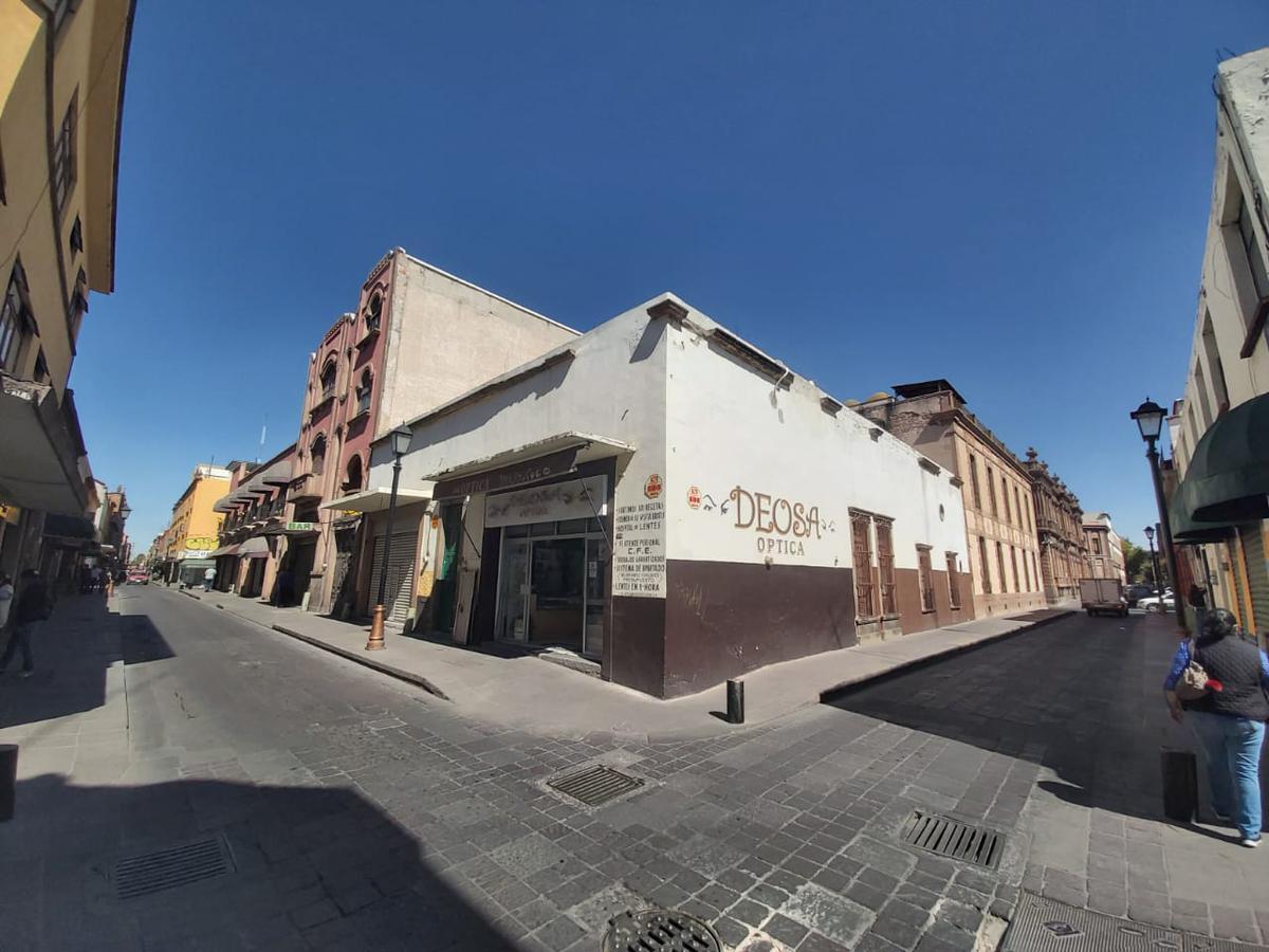 Foto Local en Renta en  San Luis Potosí ,  San luis Potosí  LOCAL EN RENTA EN ZONA CENTRO, SAN LUIS POTOSI