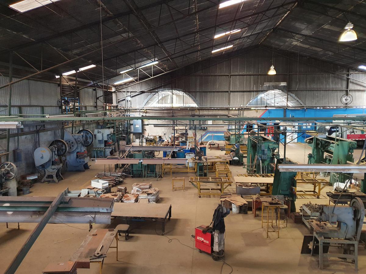 Foto Bodega Industrial en Venta | Renta en  Heredia ,  Heredia  Cariari / Nave Industrial / 4200 m2 de construcción