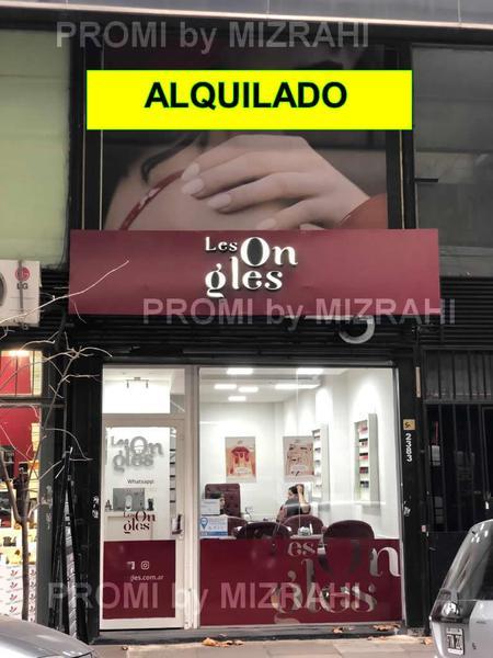 Foto Local en Alquiler |  en  Belgrano ,  Capital Federal  Av. Cabildo y Blanco Encalada al 2300