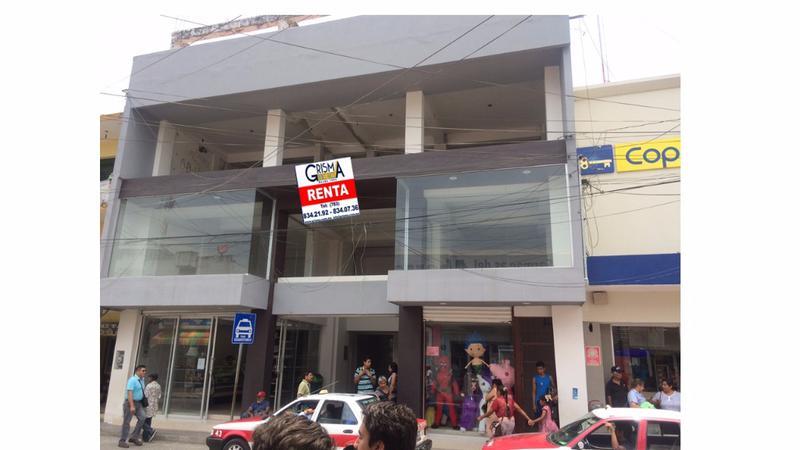 Foto Edificio Comercial en Renta en  Centro,  Tuxpan  LOCALES  EN PLAZA COMERCIAL