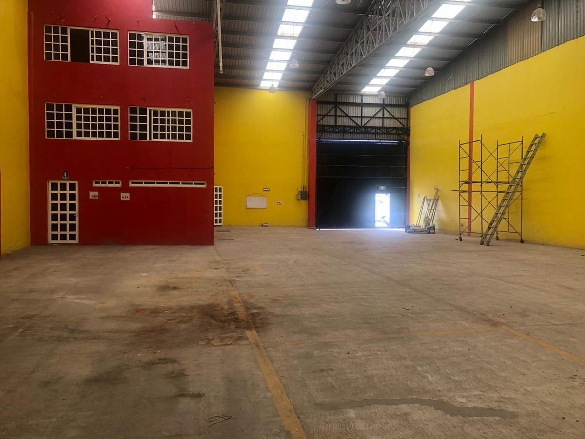 Foto Bodega Industrial en Renta en  Toluca ,  Edo. de México  BODEGA EN RENTA