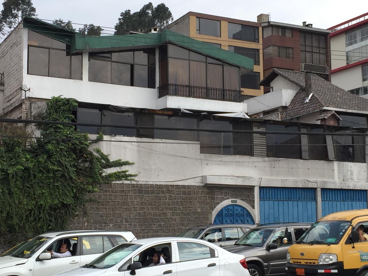 Foto Terreno en Venta en  Iñaquito Alto,  Quito  Eloy Alfaro