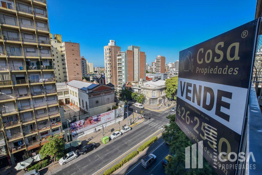 Foto Departamento en Venta en  Rosario ,  Santa Fe  Av. Pellegrini 868