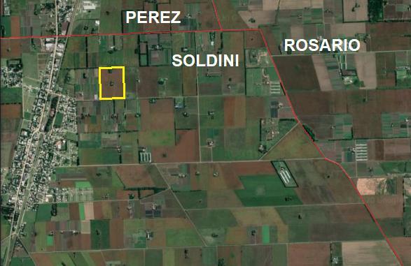 Foto Campo en Venta en  Soldini,  Rosario  Zona Rural
