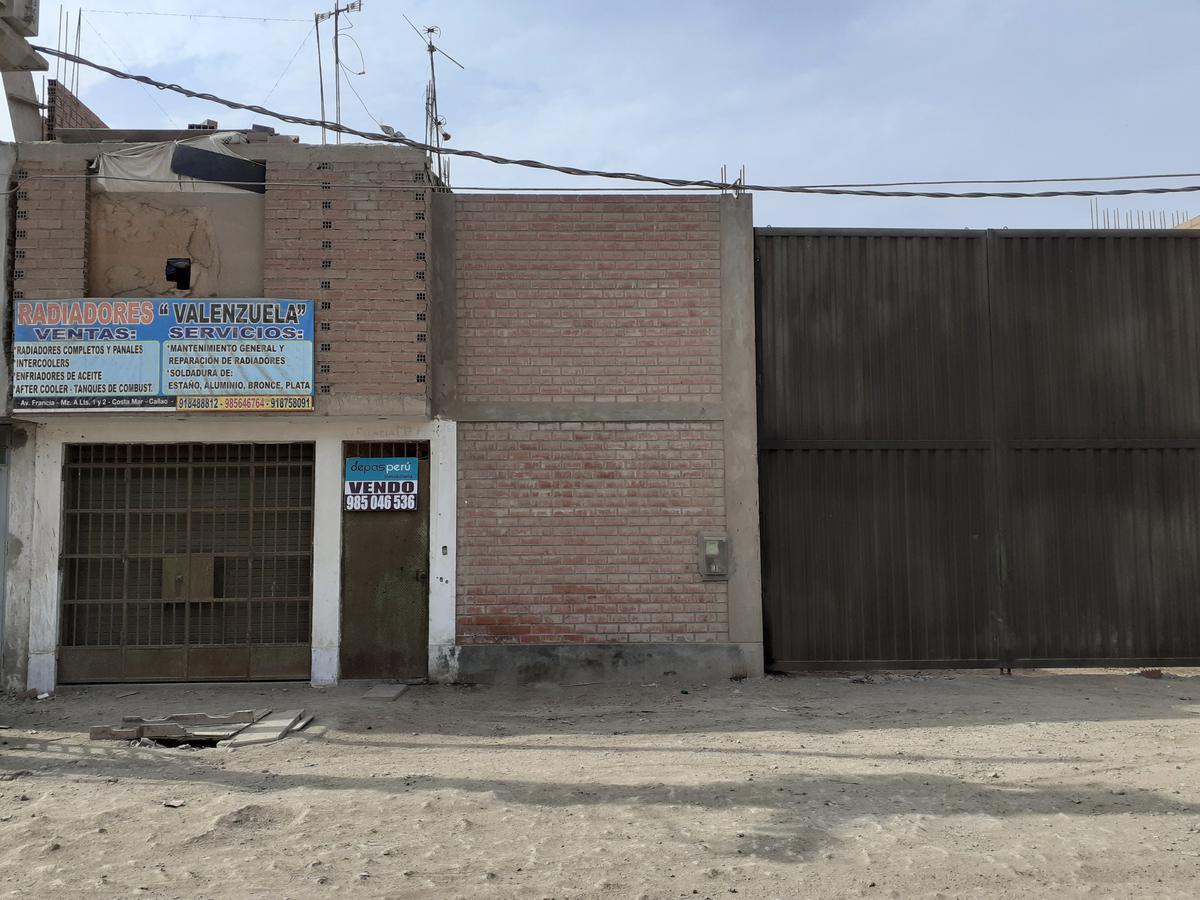 Foto Local en Venta en  Ventanilla,  Callao  Francia Oquendo