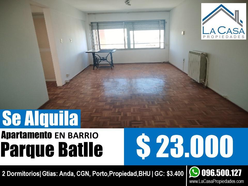 Foto Apartamento en Alquiler en  Buceo ,  Montevideo  Manuel Quintela al 3100
