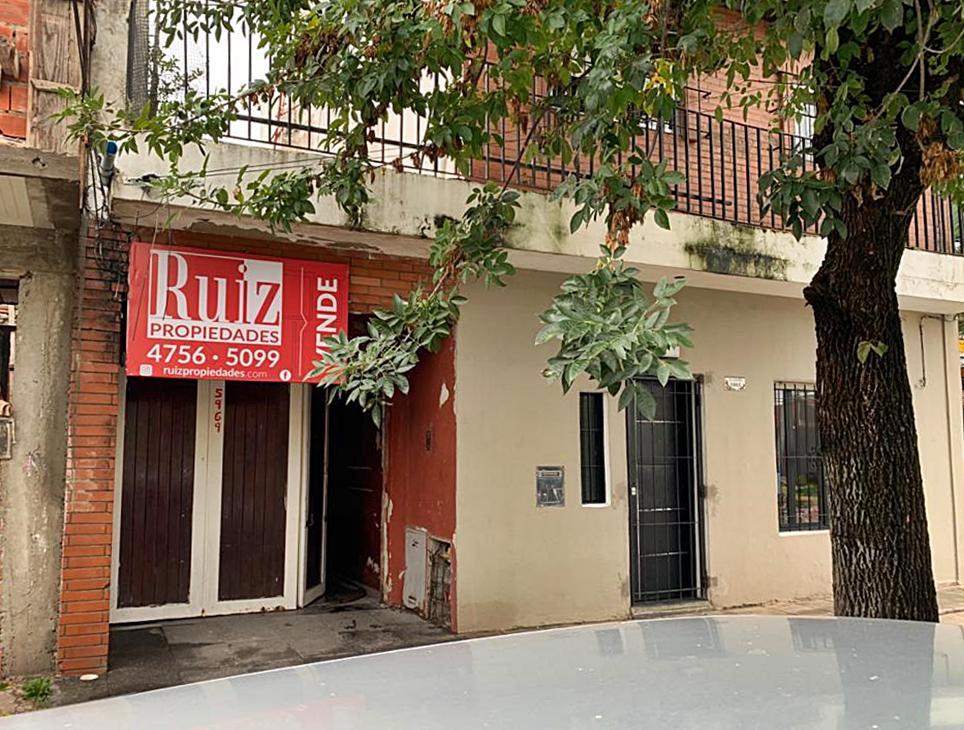 Foto PH en Venta en  Villa Ballester,  General San Martin  Villarroel al 5900