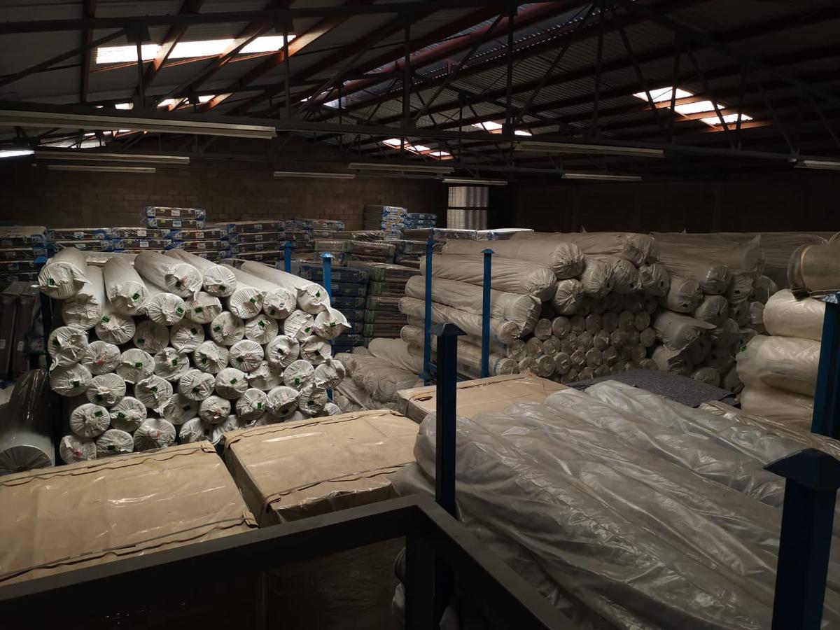 Foto Bodega Industrial en Renta en  El Pedregal,  Tegucigalpa  Bodega Industrial Complejo San Fernando, El Pedregal, Tegucigalpa