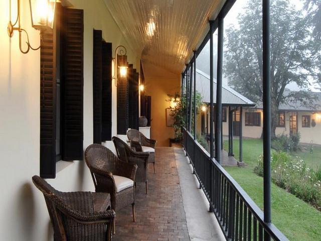 Foto Casa en Venta en  Ongamira,  Ischilin  Hotel Boutique en Ongamira