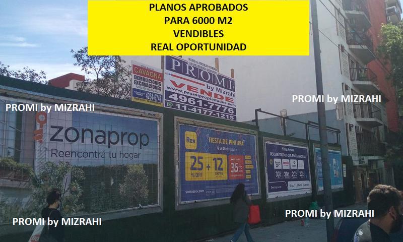 Foto Terreno en Venta en  Boedo ,  Capital Federal  Av. Belgrano al 3400