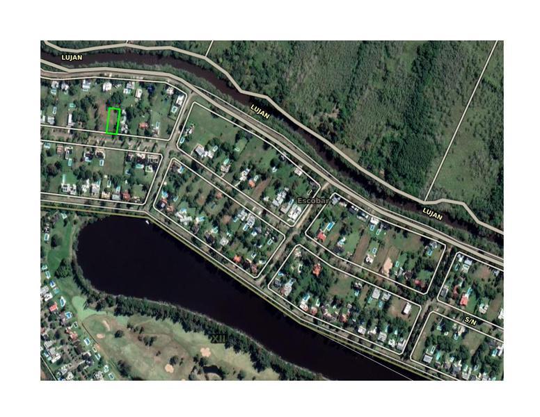Foto Terreno en Venta en  C.U.B.E,  Countries/B.Cerrado (Escobar)  CUBE - Lote 21 - 3° isla