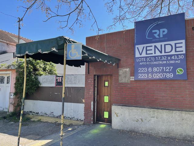Foto Terreno en Venta en  San Jose,  Mar Del Plata  Venta Terreno para desarrollo inmobiliario. Roca al 3200. San José, Mar del Plata