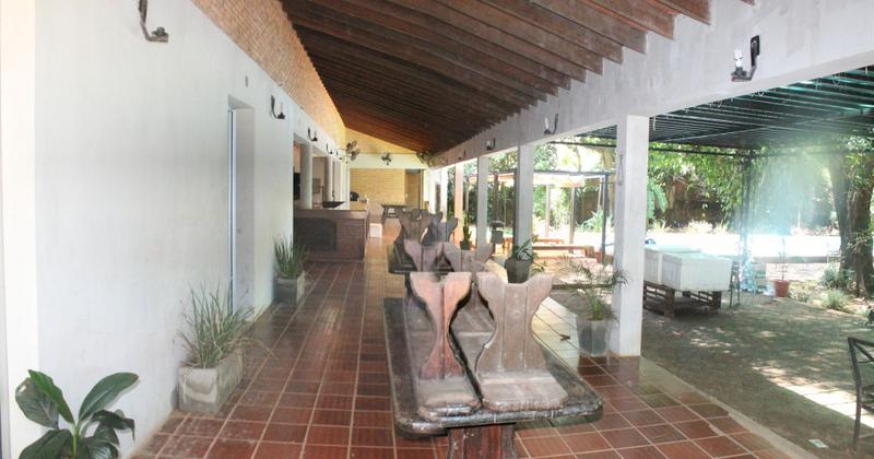 Foto Quinta en Venta en  Orilla del Campo Grande,  Zona Norte  Zona Mcal. López y Mdme. Lynch