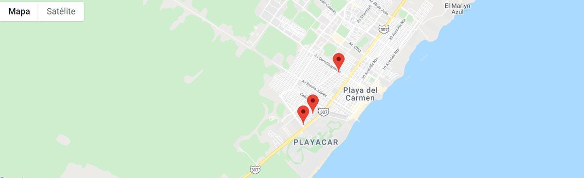 Foto Departamento en Venta en  Solidaridad,  Playa del Carmen  Departamentos en pre-venta Playa del Carmen