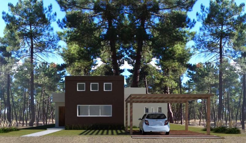 Foto Casa en Venta en  Barrio Costa Esmeralda,  Pinamar  Casa llave en Mano - Senderos Lote 329, Costa Esmeralda