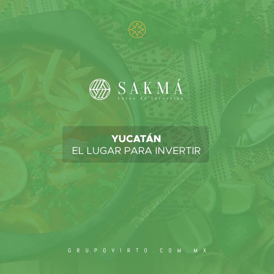 Foto Terreno en Venta en  Hunucmá ,  Yucatán          Lotes de terreno en Yucatán, proyecto Sakma Hunucma  media hectárea a financiamiento